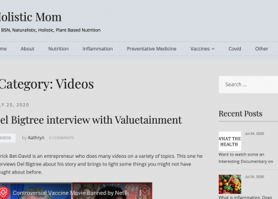 Del Bigtree interview with Valuetainment
