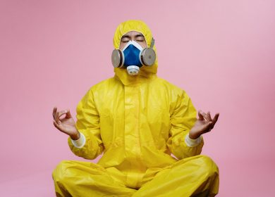 Why CDC Workers Wear a Mask